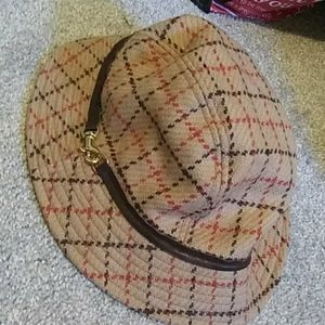 Coach bucket hat Authentic